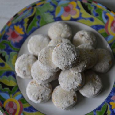 Almond Snow Balls