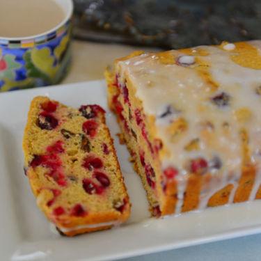 Cranberry Quick Bread