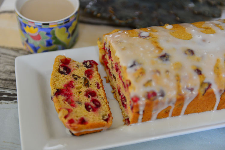 Cranberry Quick Bread