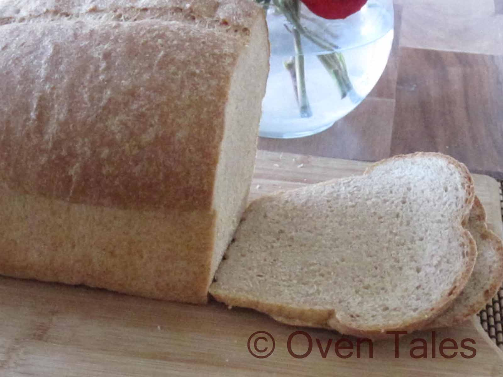 ButterMilk Whole Wheat Loaf
