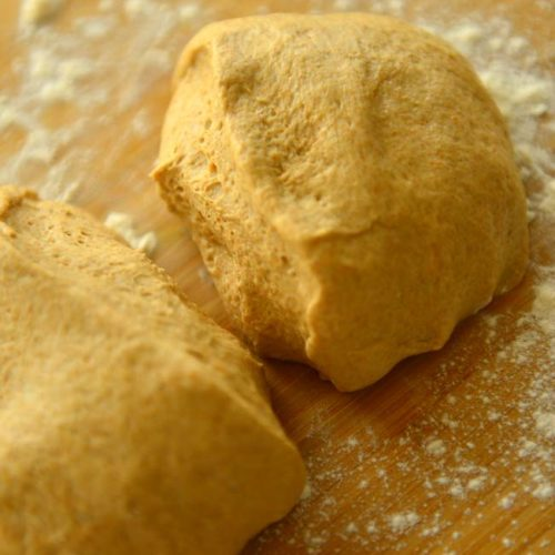 Basic whole wheat DoughCrust