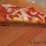 Basic Whole  Wheat  Pizza