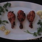 Tandoori Chicken – Made at Home