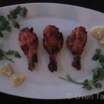 Tandoori Chicken – Made at Home