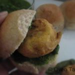Delectable Street Foods  –  Vada Pav