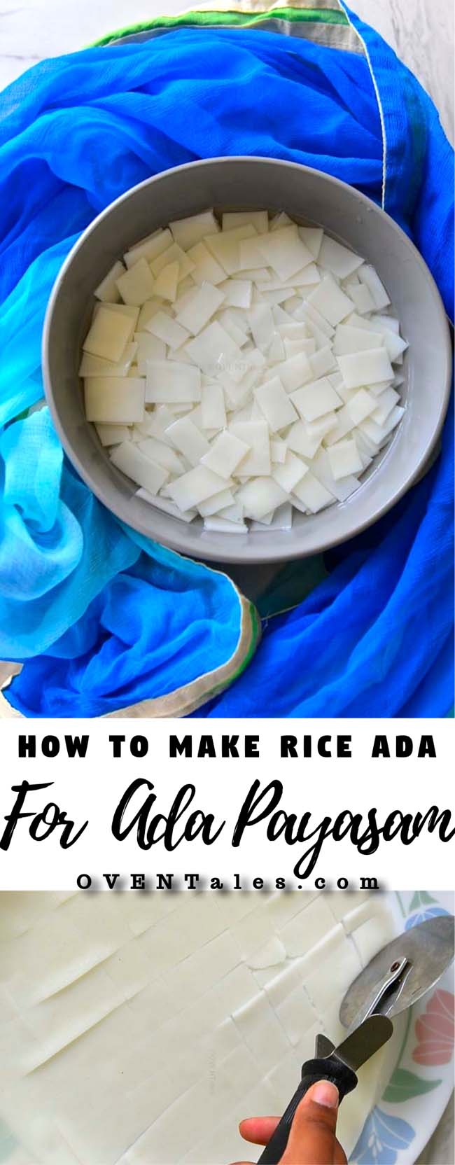 How To Make Rice Ada For Kerala style pradhamans and payasams