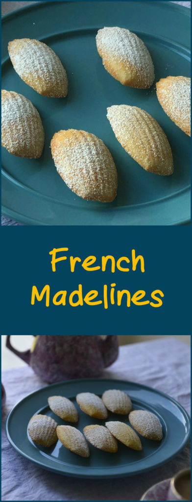 French Madelines Pin