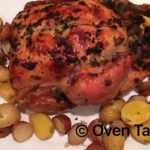 The Best Garlicky Roast Chicken