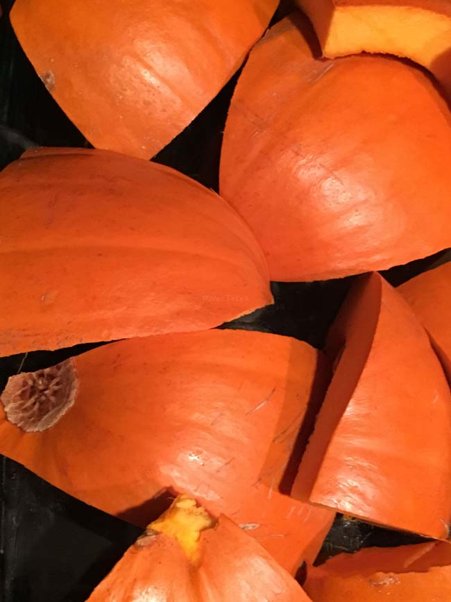 How To Roast Pumpkin