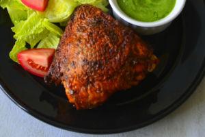 Pollo A La Brasa -the Roast Chicken from Peru