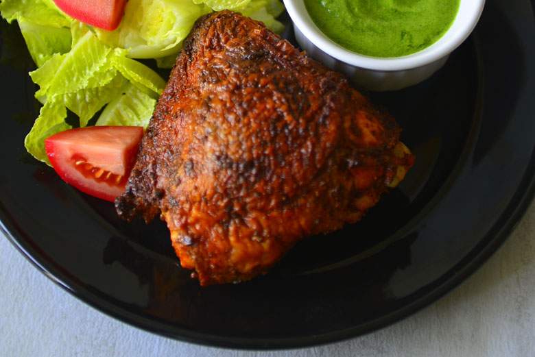 Pollo A La Brasa -the Roast Chicken from Peru