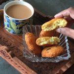 Parippu Vada - vegan lentil fritters