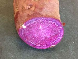 Purple yam ube