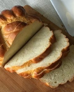 Berne Brot A delicious enriched bread