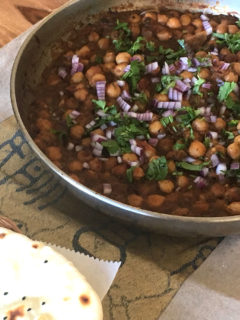 Chole - Spicy Chickpea Curry