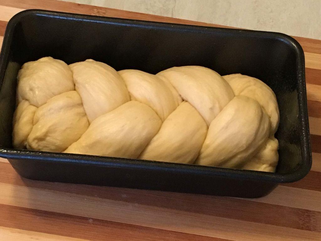 Kozunak Dough