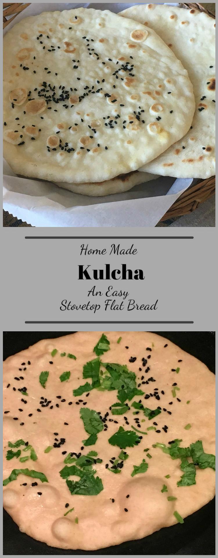 Plain Kulcha