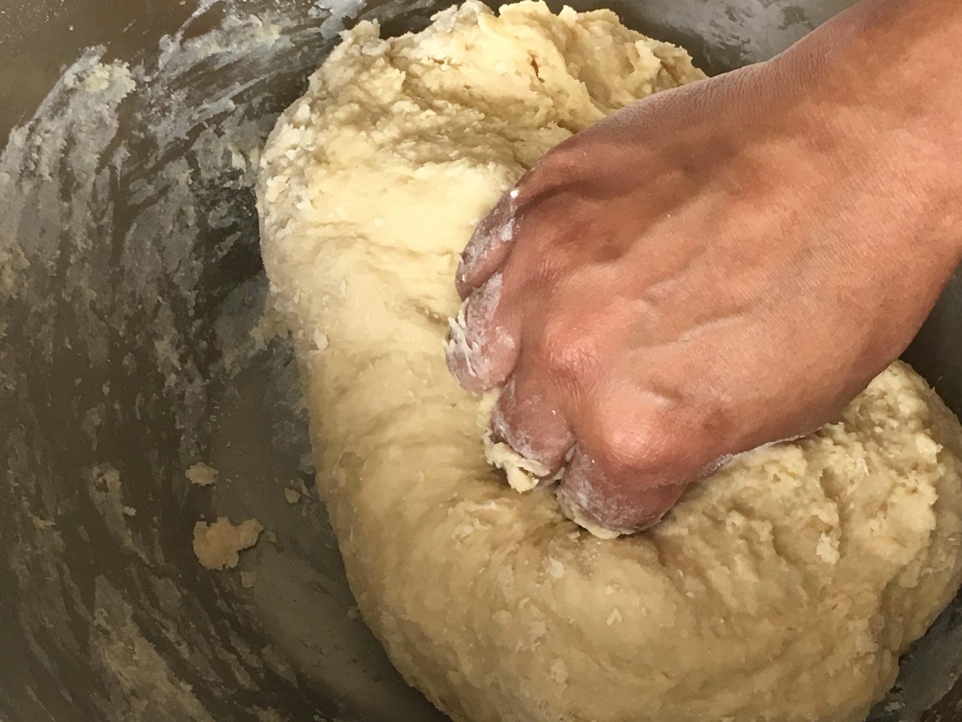 Ukranian Paska Dough