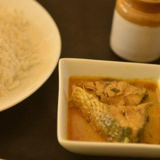 Nadan Coconut Milk Fish Curry