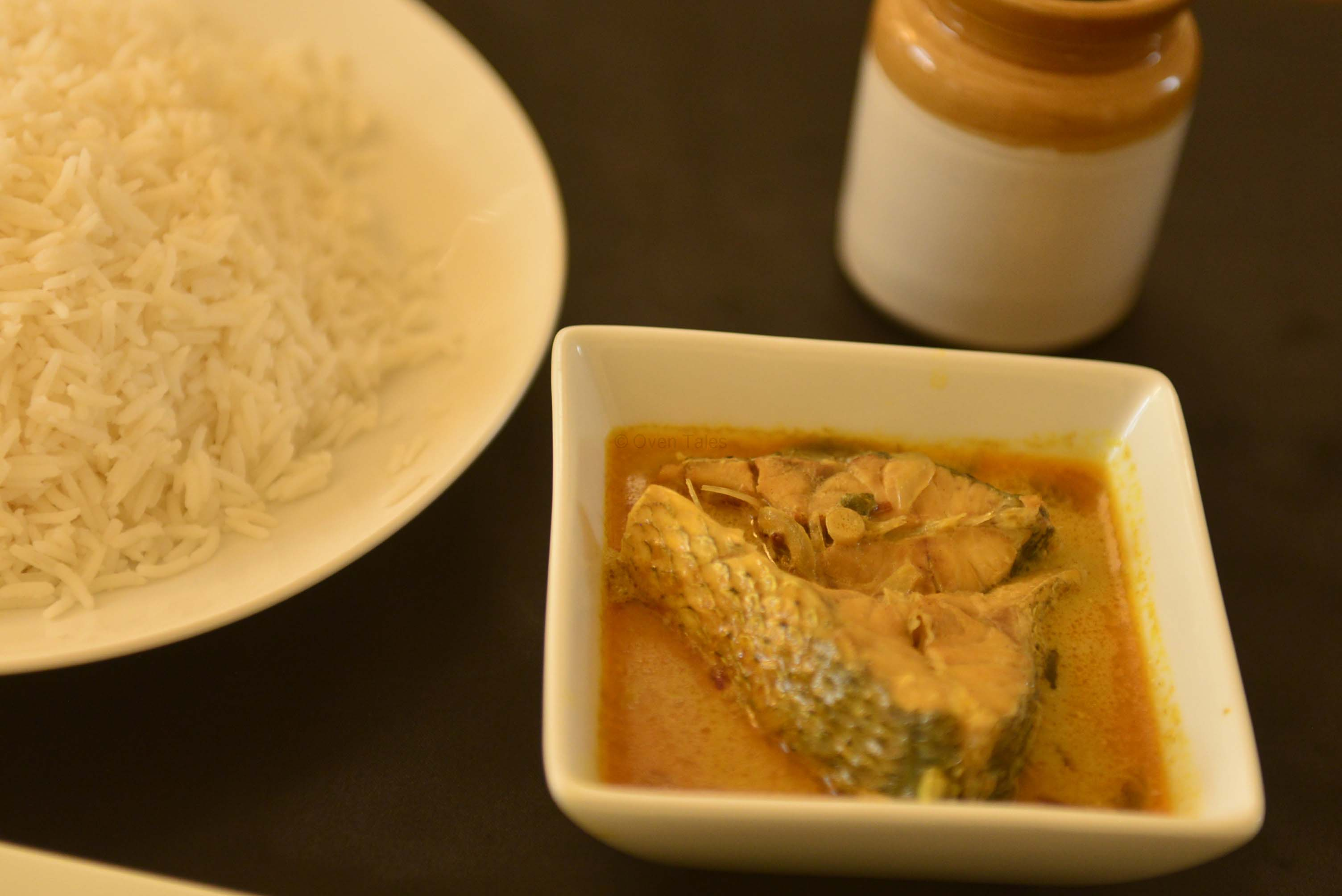 Nadan Coconut Milk Fish Curry