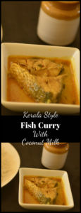 Nadan Fish Curry With Coconut Milk