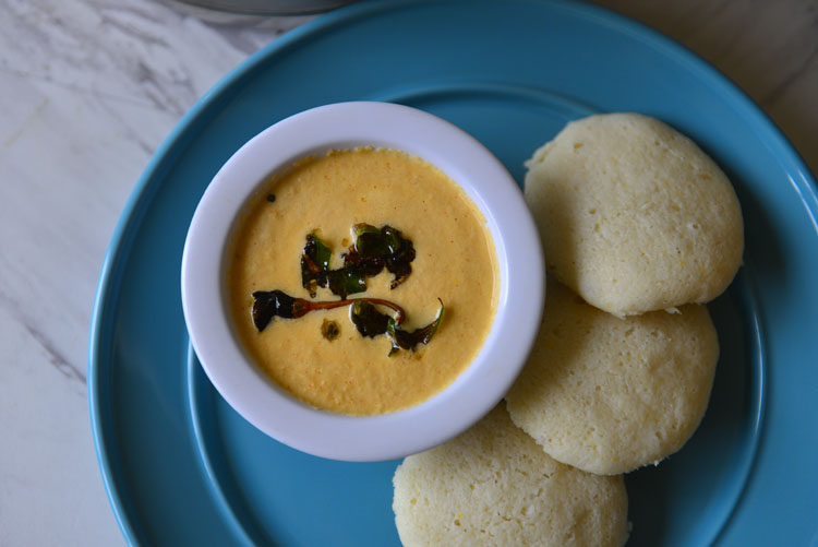 Spicy Red Coconut Chutney Kerala Style