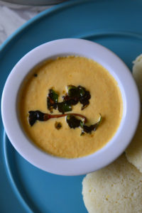 Spicy Red Coconut Chutney