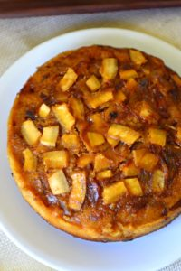 Kalathappam - Sweet Rice cake made in the pressure cooker