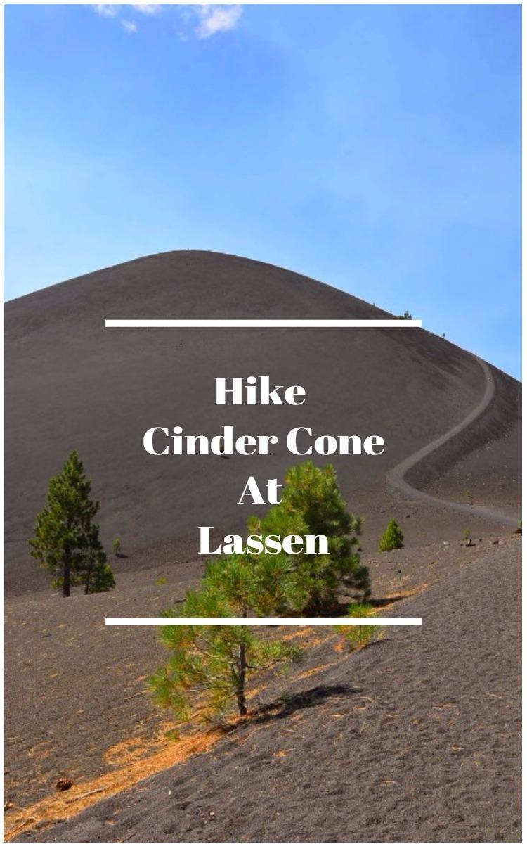 Cinder Cone Hike