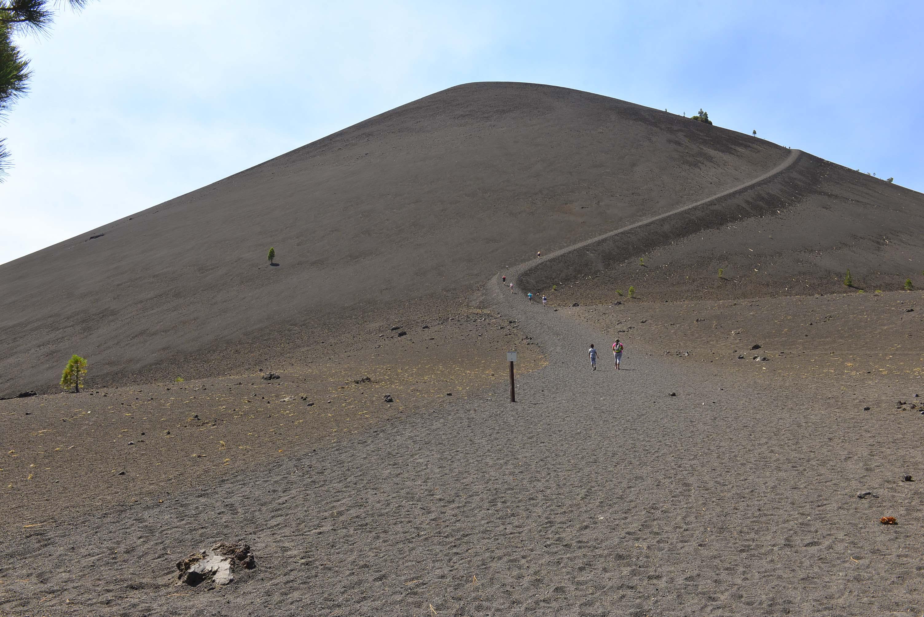 Cinder Cone Climb