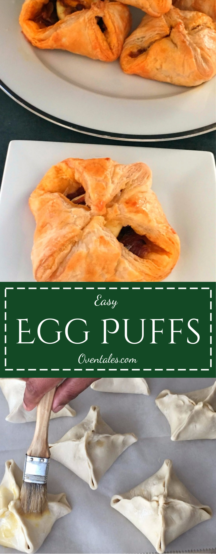 Easy Egg Puffs