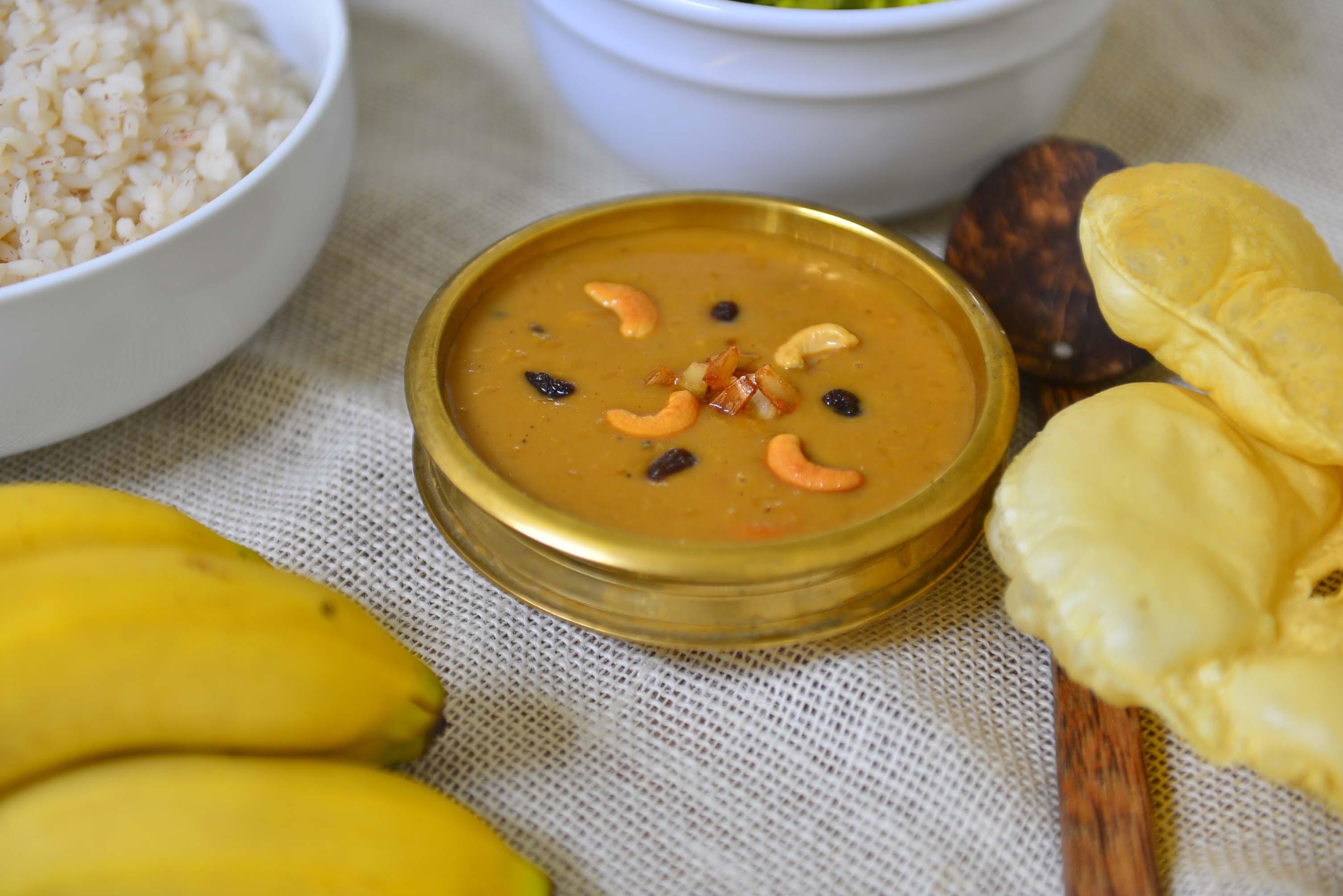 Parippu Payasam