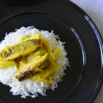 Weeknight  Dinners – Curry In A  Hurry With  Sardines  And Green Tomatoes