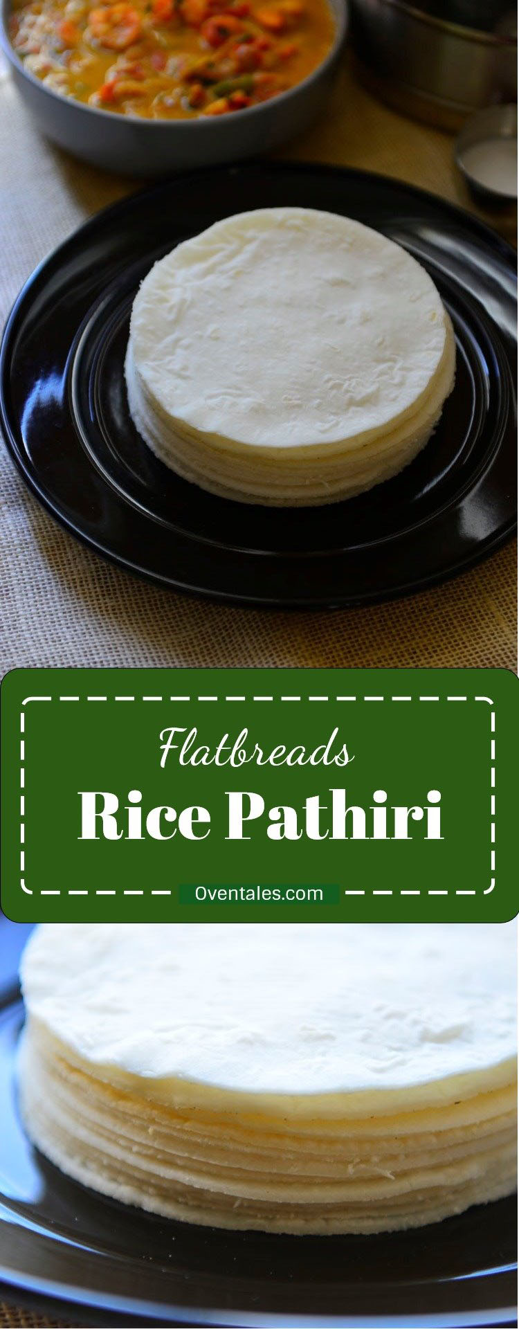 Rice Pathiri
