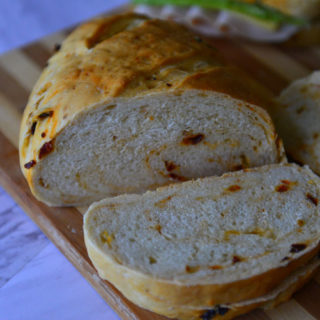 Sun Dried Tomato Herb Loaf