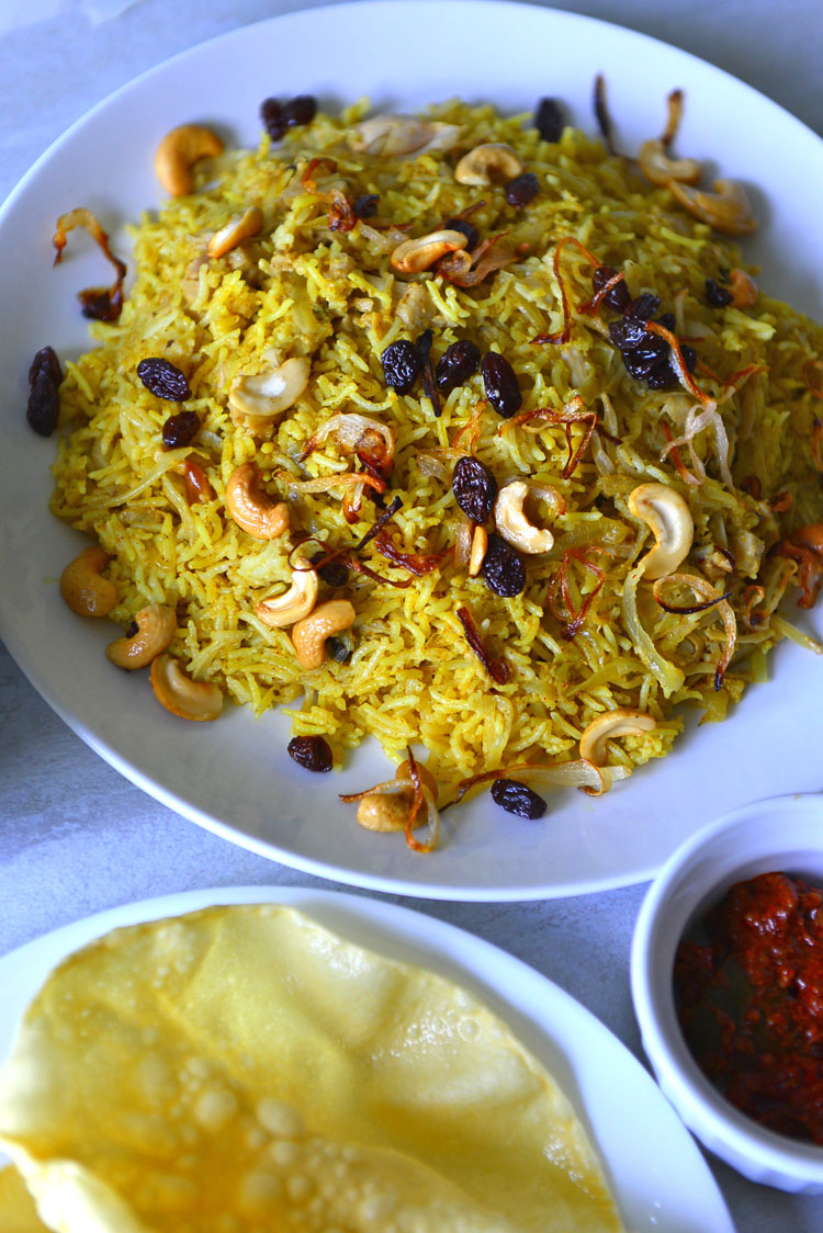 Jackfruit Biryani Recipe