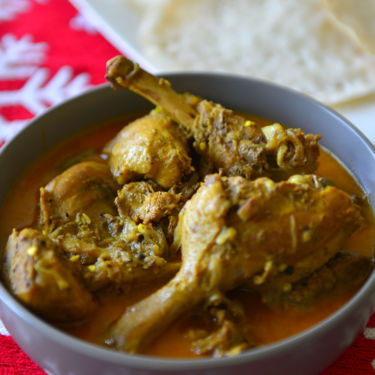 Tharavu Mappas - Duck Curry From Kuttanad