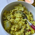 Thiruvathira Puzhukku – Root Vegetable Medley