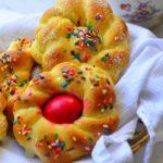 Pane Di Pasqua - Italian Easter Bread