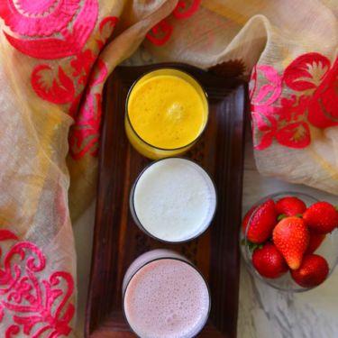 Lassi - Mango , salt or plain , strawberry