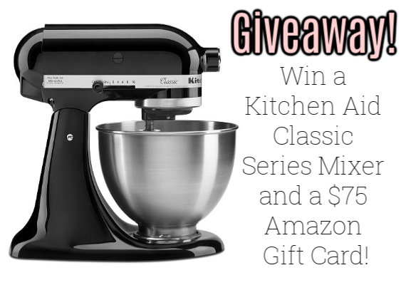 Kitchenaid Give Away 2019