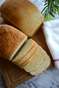 Herman Milk Bread