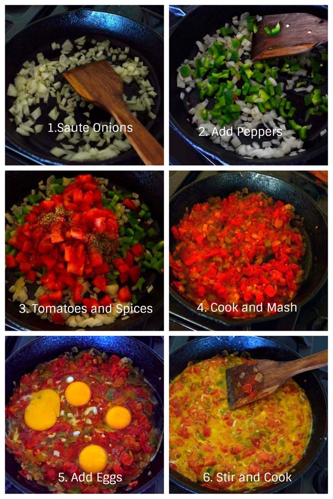 How to make menemen
