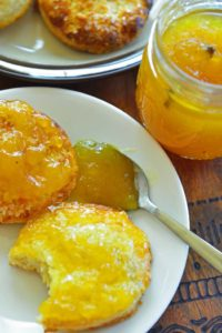 Easy small batch pineapple jam easy to spread on scones